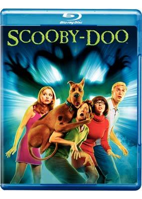 Scooby-Doo on Blu-ray