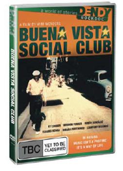 Buena Vista Social Club on DVD
