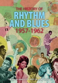 The History Of Rhythm And Blues: 1957-1962 (Box Set) by Various image