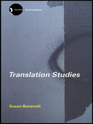 Translation Studies by Susan Bassnett-McGuire image