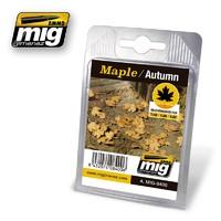 Ammo of Mig Jimenez Autumn Maple Leaves