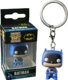 Batman: 75th Anniversary Blue Pop! Keychain