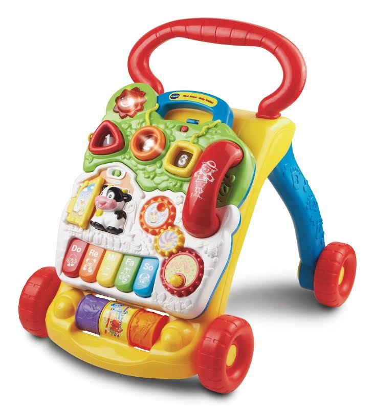 VTech: First Steps Baby Walker - Yellow image