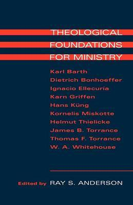 Theological Foundations for Ministry image