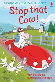 Stop That Cow! by Mairi Mackinnon image