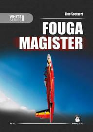 Fouga Magister by Tine Soetaert