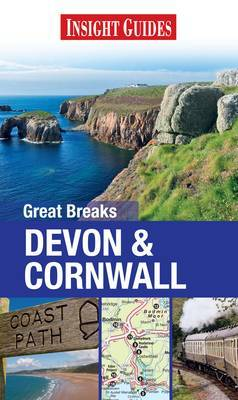 Insight Great Breaks Guides: Devon & Cornwall by Insight Guides image