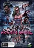 The Night of Something Strange on DVD