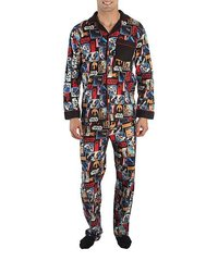 Star Wars: All Over Print - Pajama Set (Large)