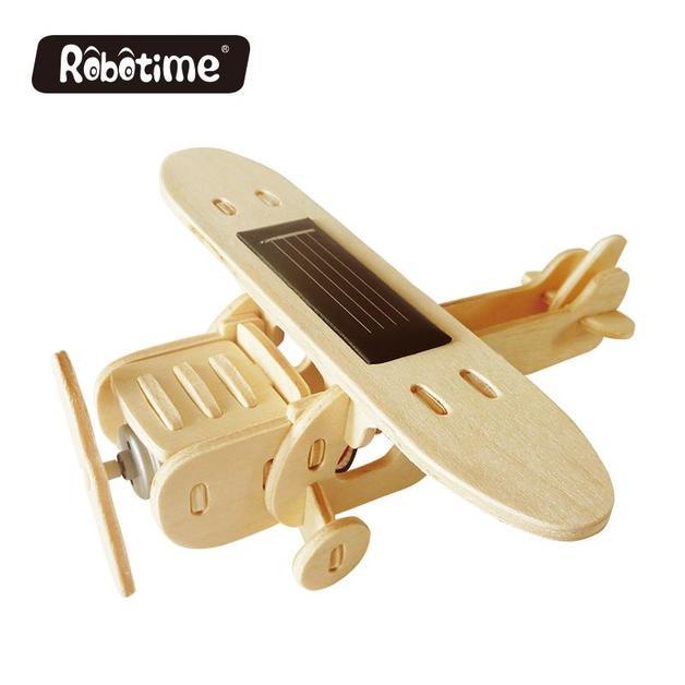 Robotime: Monoplane