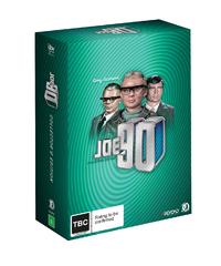 Joe 90 Collector's Edition on DVD