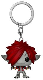 Kingdom Hearts 3 - Sora Monster's Inc Form Pocket Pop! Keychain