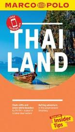 Thailand Marco Polo Pocket Travel Guide 2019 - with pull out map by Marco Polo