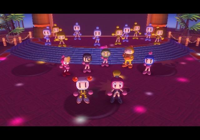 Bomberman Land for Nintendo Wii image