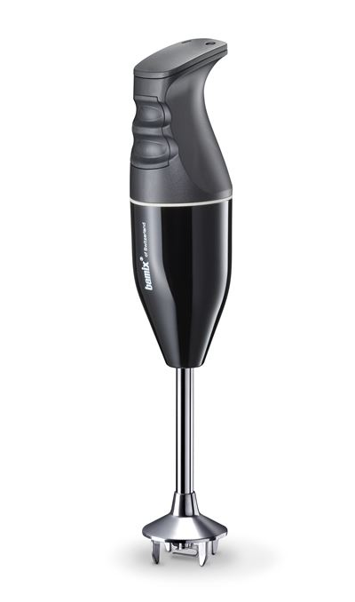 Bamix: Classic Immersion Blender - Black (140W)