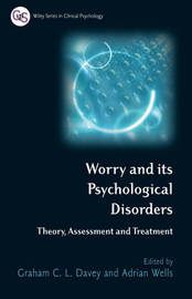 Worry and its Psychological Disorders image