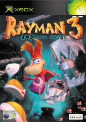 Rayman 3 for Xbox
