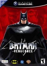 Batman Vengeance for GameCube