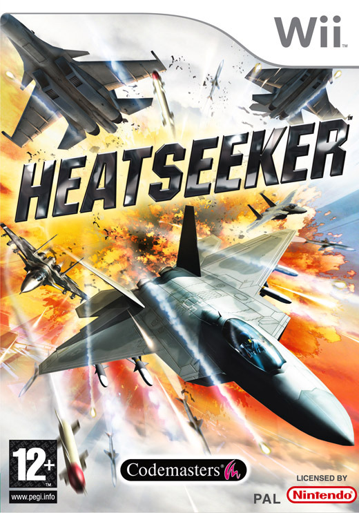 Heatseeker for Nintendo Wii