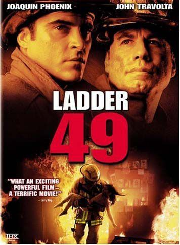 Ladder 49 on DVD