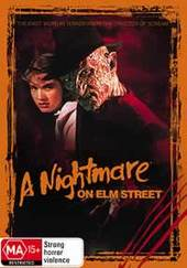 Nightmare On Elm St, A on DVD
