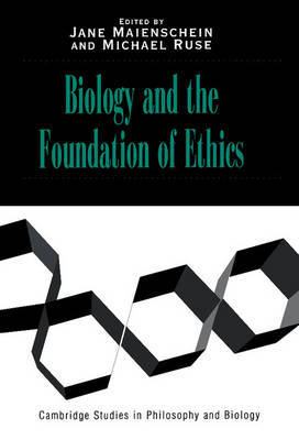 Cambridge Studies in Philosophy and Biology