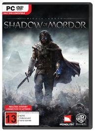 Middle-Earth: Shadow of Mordor for PC Games