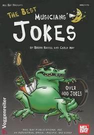 The Best Musicians' Jokes by Bruno Kassel image