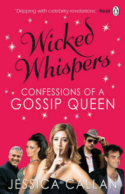 Wicked Whispers by Jessica Callan image