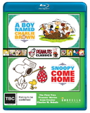 A Boy Named Charlie Brown / Snoopy Come Home - Double Pack on Blu-ray