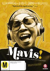 Mavis! on DVD