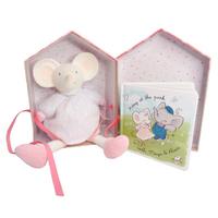 Meiya & Alvin: Meiya the Mouse - Deluxe Teether Set