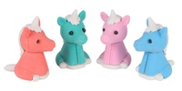Tiger Tribe: Unicorn Eraser Set image