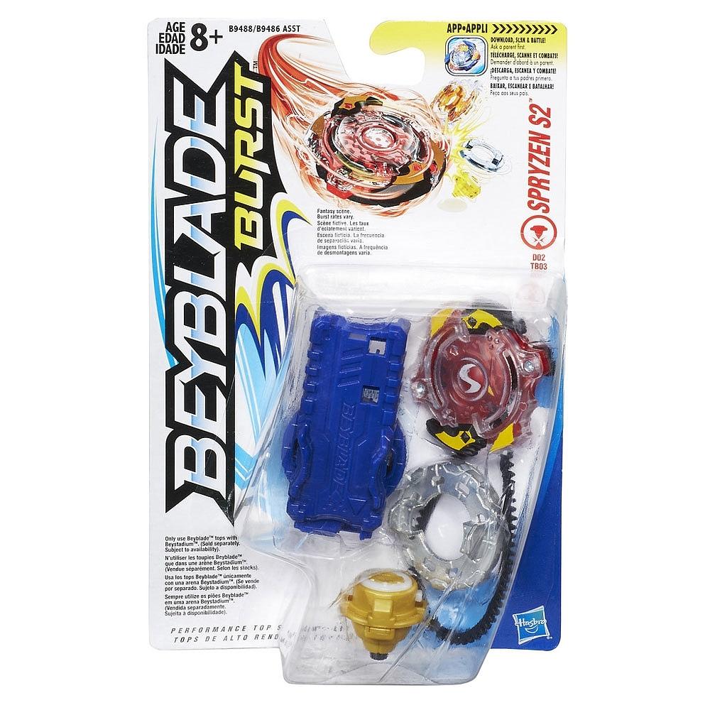 Beyblade: Burst - Starter Pack Spryzen S2 image