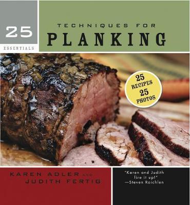 25 Essentials: Techniques for Planking by Karen Adler image