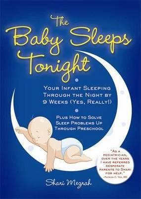Baby Sleeps Tonight by Shari Mezrah image