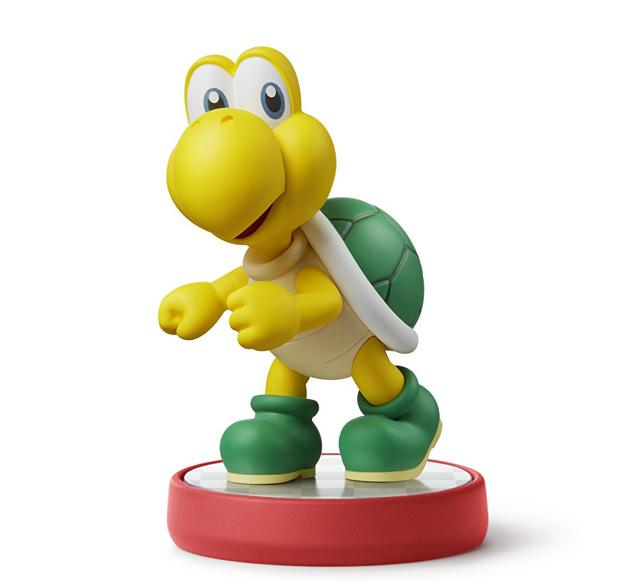 Nintendo Amiibo Koopa Troopa - Super Mario Collection for