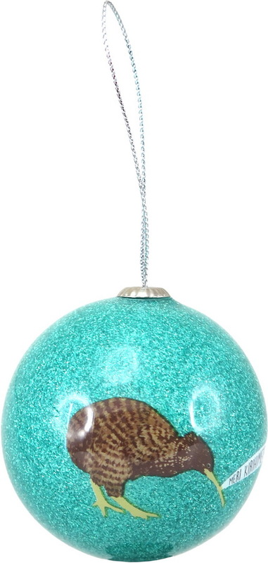 Antics: Christmas Decoration - Green Kiwi