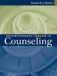 Contemporary Issues in Counseling by Pamela K. S. Patrick image