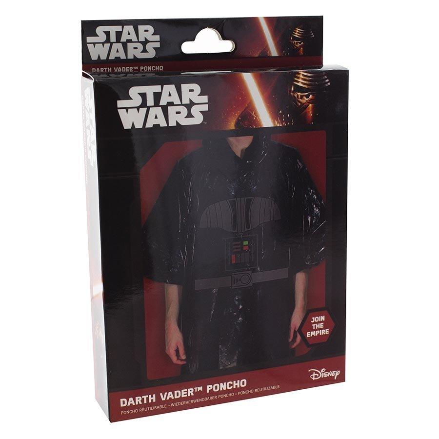 Paladone Star Wars Poncho - Darth Vader image