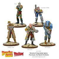 Strontium Dog: The Good the Bad and the Mutie starter game image