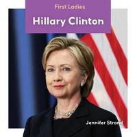 Hillary Clinton by Jennifer Strand