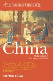 A Traveller's History of China by Stephen G. Haw image
