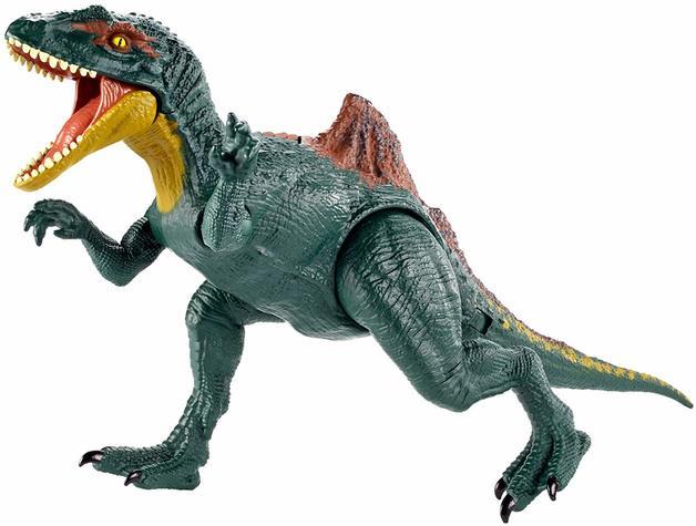 Jurassic World - Chomping Indominus Rex Figure | Toy | at