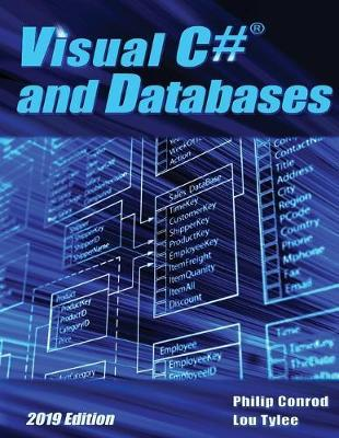 Visual C# and Databases 2019 Edition by Philip Conrod