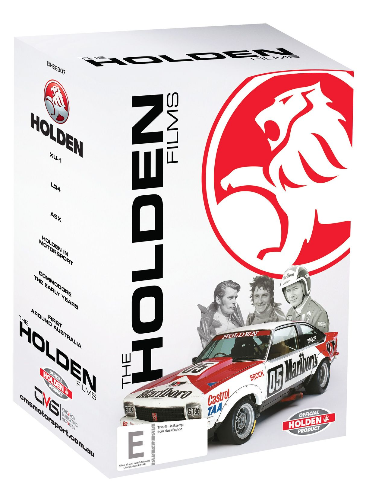 The Holden Films Collector Set on DVD image