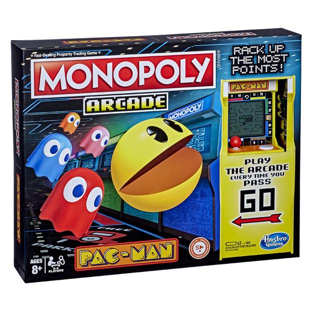 Monopoly: Arcade Pac-Man Game