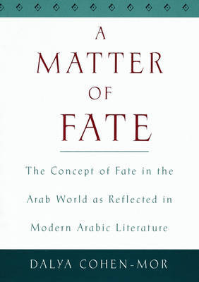 A Matter of Fate by Dayla Cohen-Mor image