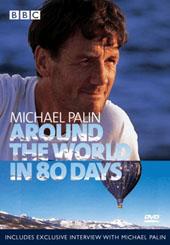 Michael Palin - Around the World in 80 Days on DVD