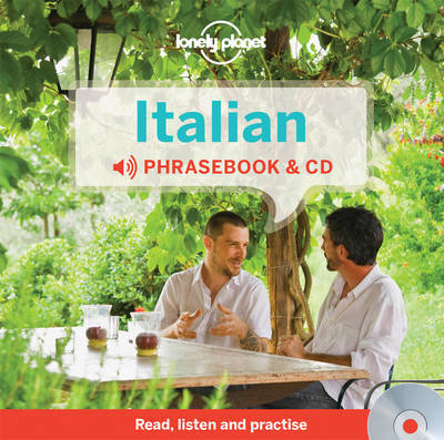 Italian Phrasebook and Audio CD 3 by Lonely Planet